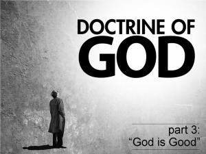 03 - Doc of God - God is Good (pic)