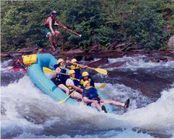 Adventurous Rafting Trips
