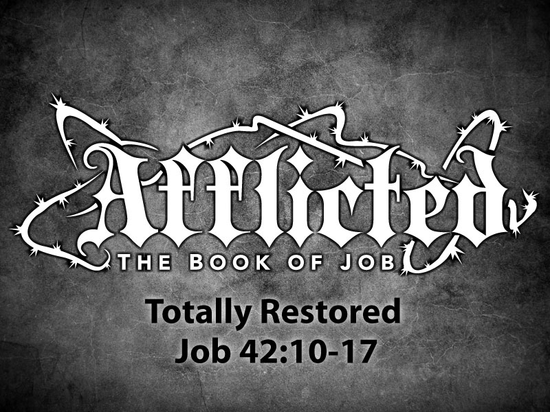 18 – Book of Job: Afflicted | YOUTH GROUP TRUTH