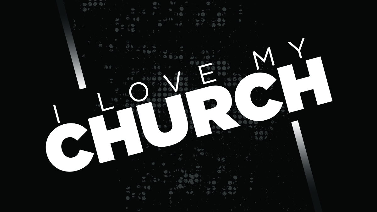 "Media Downloads of ""I Love My Church"" Series 