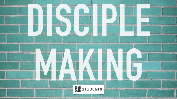 Disciple Making Strategy in Liberty Students (slides).001